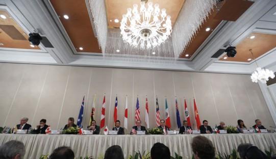 Negocjatorzy: są postępy ws. transpacyficznej umowy o wolnym handlu (TPP)