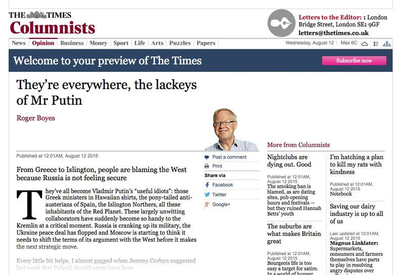 fot.The Times screenshot