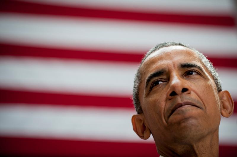Barack Obama fot.Pete Marovich/EPA