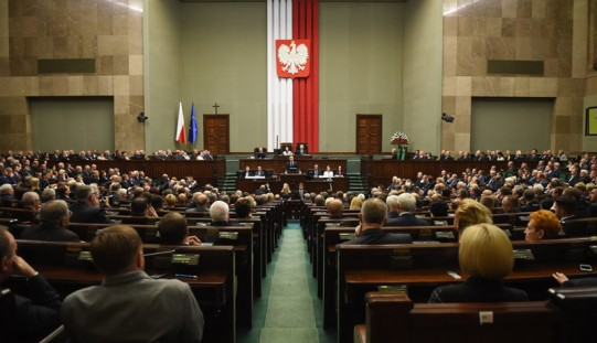 CBOS: w wyborach do Sejmu PiS – 36 proc.; PO – 27 proc.