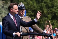 """""""Kommiersant"""": Duda chce przekonać NATO do umocnienia wschodnich rubieży"""