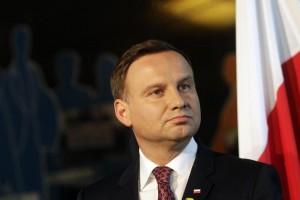 Andrzej Duda fot.Valda Kalnina/EPA