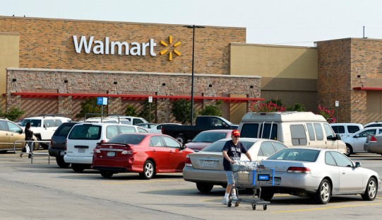 Wojskowa broń znika z Walmartu