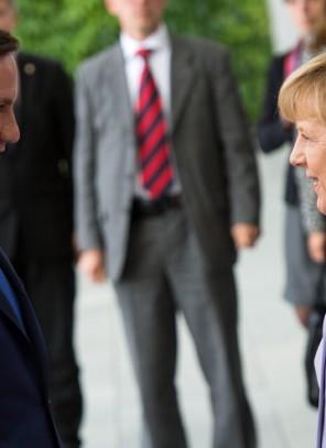 A.Duda: rozmawiałem z Merkel o bezpieczeństwie, NATO i uchodźcach