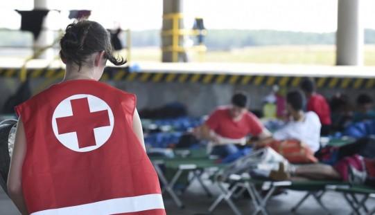 BBC: dzieci uchodźców zniknęły ze szpitala w Austrii