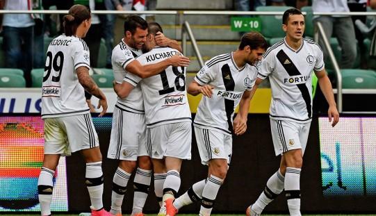 Piłkarska LE – atrakcyjni rywale Lecha i Legii w fazie grupowej