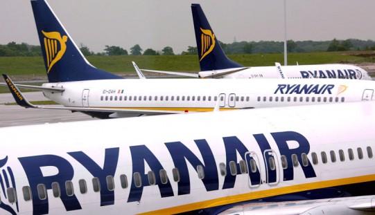 Ryanair overtakes LOT
