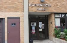 6. Borowczyk Hall