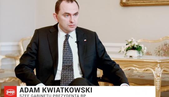 Kwiatkowski: bez gier politycznych ws. Polonii