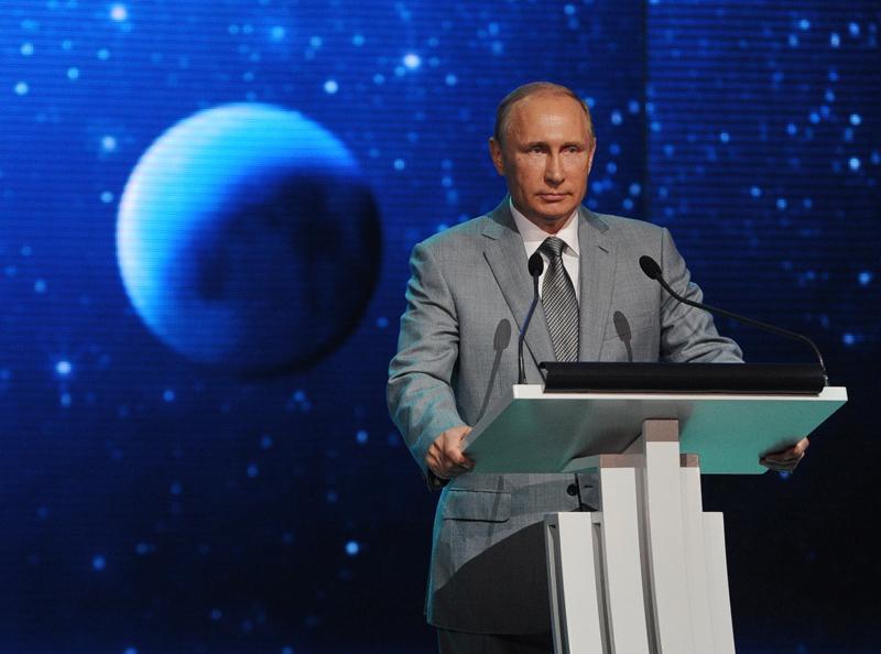 Władimir Putin fot.Mikhail Klementev/RIA Novosti/EPA