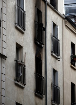 Francja. W pożarze w Paryżu zginęło osiem osób