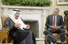 President Obama holds a bilateral meeting with King of Saudi Arabia