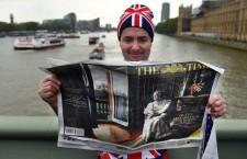 Queen Elizabeth II becomes Britain's longest serving monarch.
