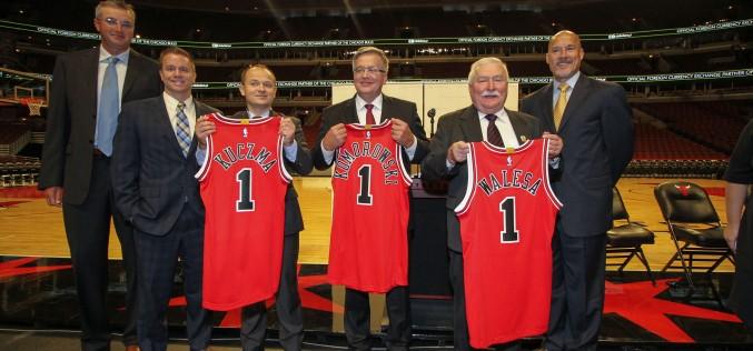 Chicago Bulls ogłasza współpracę z Cinkciarz.pl