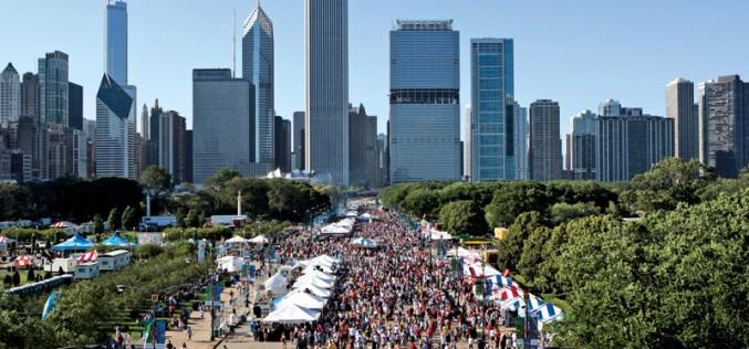 Dochodowe Taste of Chicago