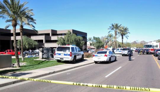 Strzelanina na Uniwersytecie Północnej Arizony; jedna osoba nie żyje