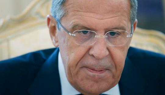 Rosja. Ławrow odwołuje wizytę w Turcji