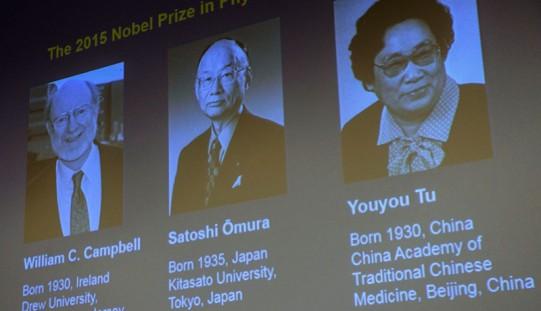 Medyczny Nobel 2015 za leki na choroby pasożytnicze