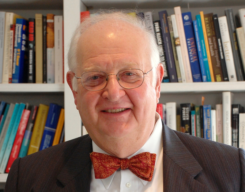 Angus Deaton fot.Princeton University Office of Communications/EPA