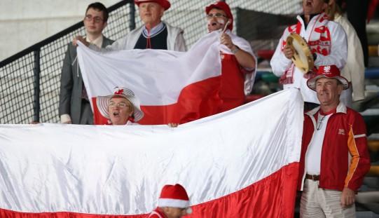 Polscy kibice optymistami w Glasgow