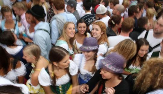 Oktoberfest miał w tym roku zmniejszoną frekwencję
