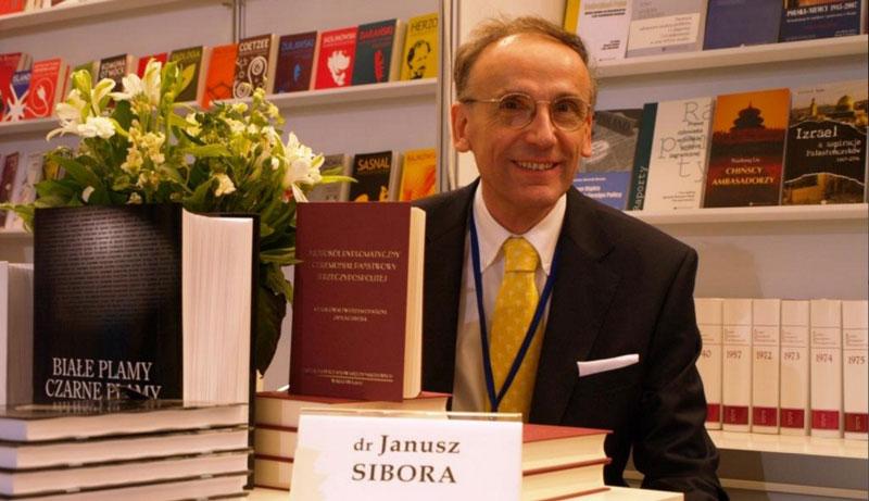 Dr Janusz Sibora fot. Polish Institute of International Affairs