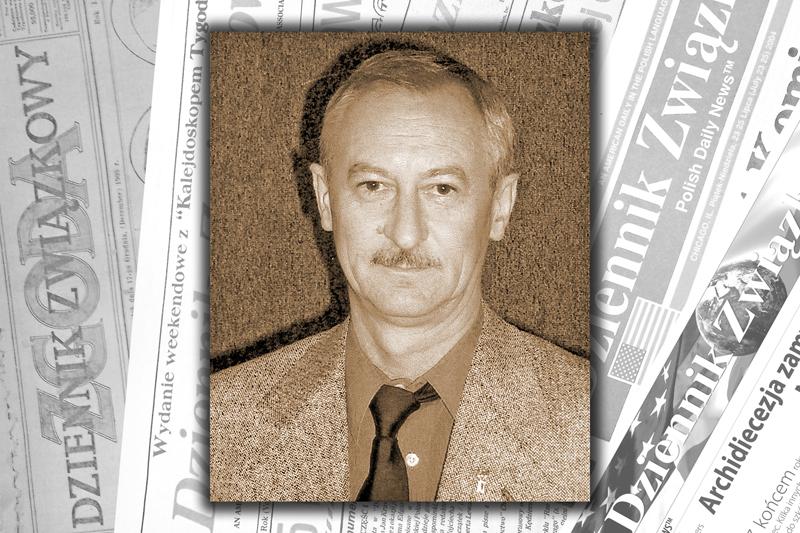Piotr Domaradzki fot.arch. Dziennika Związkowego/Facebook