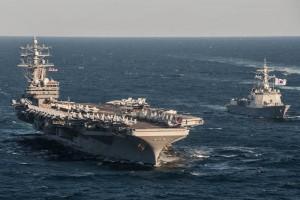 fot.YNA/South Korea Navy/Handout/EPA