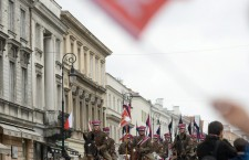 Independence Day celebrations in Warsaw
