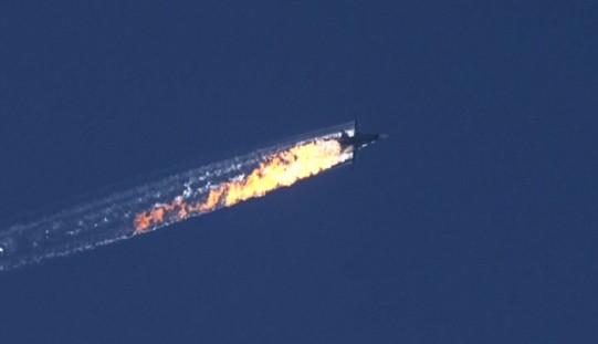 Turcja zestrzeliła rosyjski samolot wojskowy przy granicy z Syrią