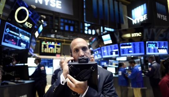 Wzrosty na Wall Street