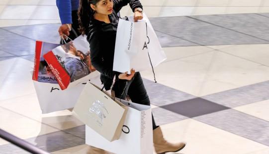 Ekspert: zakupoholik też może skończyć na dnie