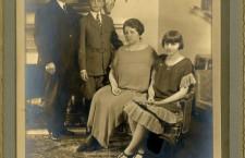 Jan Smulski z rodziną