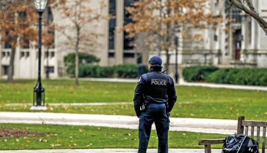 Student aresztowany za groźby wobec UoC oddany pod nadzór matki