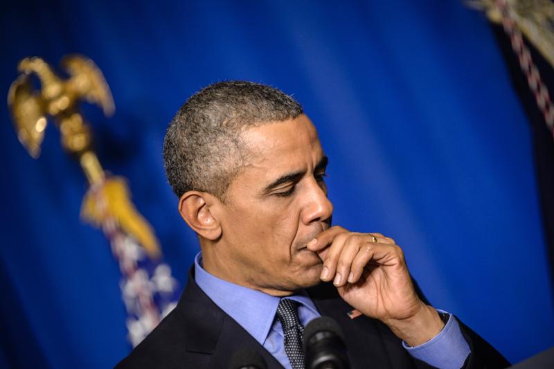 Barack Obama fot.Christophe Petit Tesson/EPA