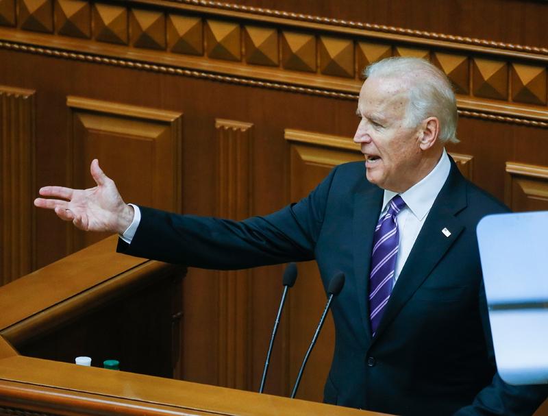 Joe Biden fot.Sergey Dolzhenko/EPA