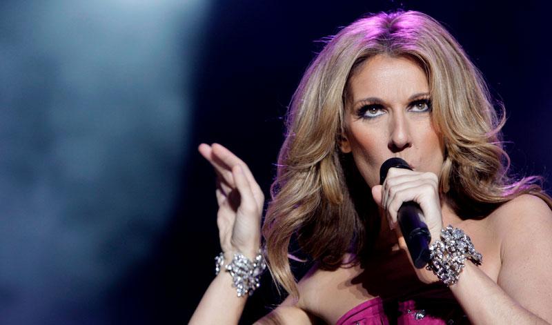 Celine Dion fot. Martial Trezzini/EPA