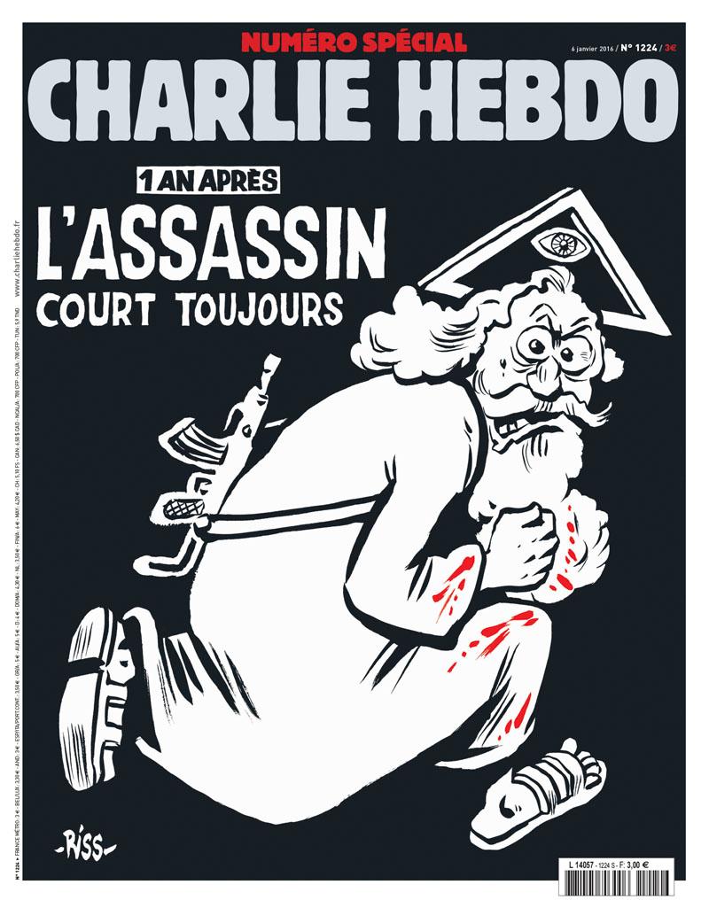 fot.Charlie Hebdo