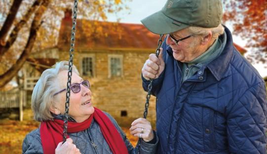 Myśl pozytywnie o starości