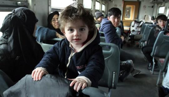 UNICEF: obecnie wśród migrantów więcej kobiet i dzieci niż mężczyzn