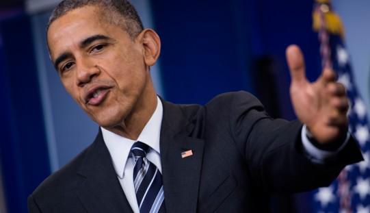 Obama deklaruje pomyślny stan gospodarki