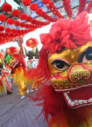 Rozpoczął się Chiński Nowy Rok (ZDJĘCIA)