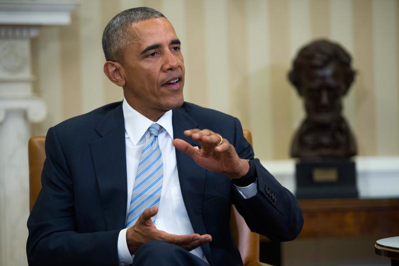 Barack Obama fot.Shawn Thew/EPA