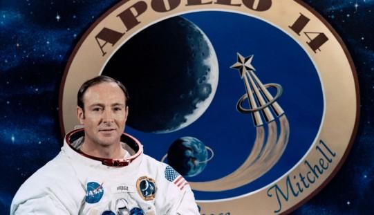 Zmarł astronauta Edgar Mitchell, szósty w dziejach człowiek na Księżycu
