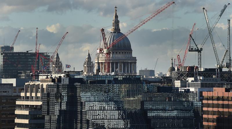 Londyn fot.Andy Rain/EPA