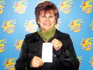 Jadwiga Nowakowska fot.Illinois Lottery