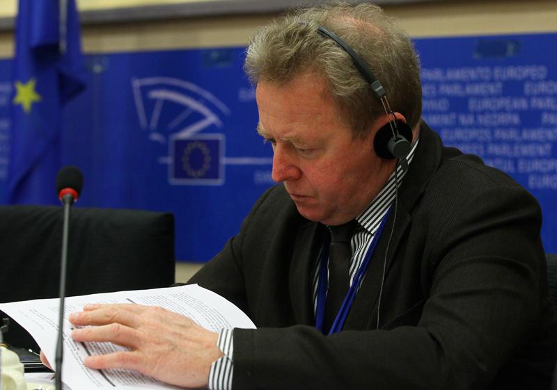 Janusz Wojciechowski fot.Julien Warnand/EPA