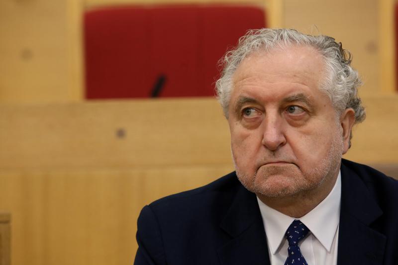 Andrzej Rzepliński fot.Tomasz Gzell/EPA