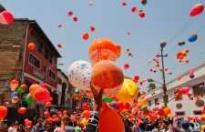 Nepal Earthquake one year anniversary