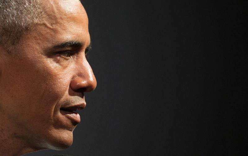 Barack Obama fot.Will Oliver/EPA
